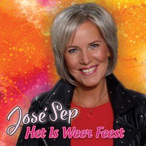 José Sep - Het Is Weer Feest [COVER 3000 x 3000]